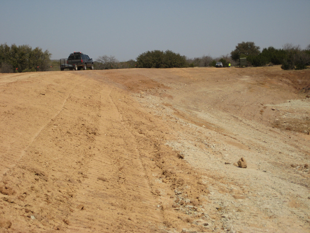 Tanks ponds and lakes farm and ranch construction for Pond dam design